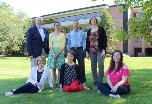 Librarians Group Photo June 2018