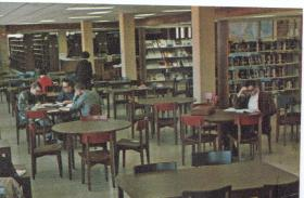 New Display Features History of Hekman Library